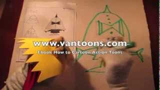 cartooning you tube