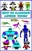 cartooning book